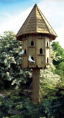 Cheltenham 20 Pair Dovecote - Dovecotech20 - Dovecotes - by