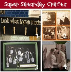 Tons of ideas/links/tips on this blog for fun crafty things to make!