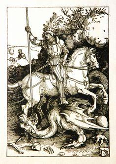 Dürer_St._Georg