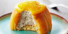 Look at this recipe - Individual Cassatas With Candied Orange Slices - from Anna Olson and other tasty dishes on Food Network. Food Network Uk, Food Network Canada, Food Network Recipes, Cooking Recipes, Best Summer Desserts, Holiday Desserts, Easter Desserts, Christmas Sweets, Summer Food