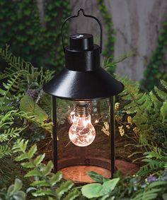 Love this Round LED Metal Lantern by Everlasting Glow on Led Lantern, Lanterns, Backyard Solar Lights, Lumiere Led, Mason Jar Lamp, Light Decorations, Glow, Outdoor Decor, Gift Ideas