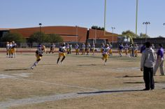 Valley of the Sun Bowl 2013 at Scottsdale Community College