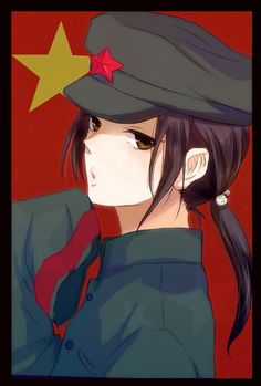 Yao will be preparing the food. China Hetalia, Cartoon N, Hetalia Characters, Hetalia Axis Powers, Anime Comics, Vocaloid, Otaku, Fan Art, Drawings