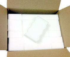 magic eraser generic- in bulk, its called melamine foam...got 30 for $8 on eBay today
