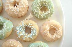 delicate donuts