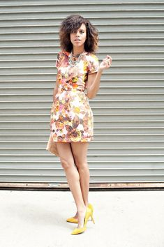 02c6cbf0a28 Share Tweet Pin Mail I love me a funky print and this Topshop dress is no