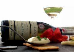 Benguela Cove Sauvignon Blanc & Caciotta from Udderly Delicious, Darling Sauvignon Blanc, High Protein, White Wine, Alcoholic Drinks, Cheese, Food, Essen, White Wines, Liquor Drinks