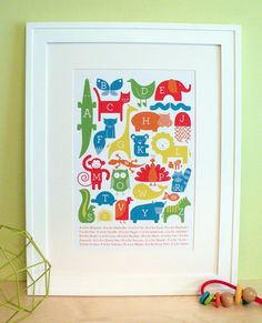 want this print for a nursery