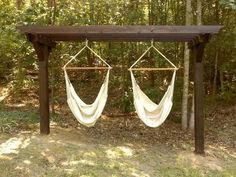 diy swing chair indoor hammock chair stand hammock chair i could build the improvement quotes in indoor hammock chair making swing seat Outdoor Hammock Chair, Backyard Hammock, Diy Hammock, Indoor Hammock, Hanging Hammock Chair, Hammock Ideas, Hammocks, Wooden Hammock, Hanging Chairs