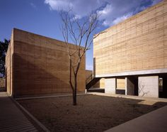 Escuela de Artes Visuales de Oaxaca / Taller de Arquitectura-Mauricio Rocha