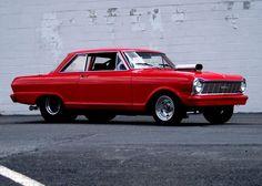 1965 Chevy II Nova SS