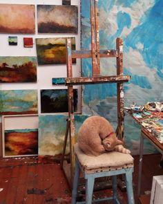 New Work, Positivity, Studio, Painting, Instagram, Art, Art Background, Painting Art, Kunst
