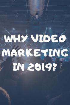 What is video marketing means simple, it means using videos to promote your brand products or services.Video marketing gives a quick overview Videos Video, Do Video, In 2019, Neon Signs, Marketing, Reading, Blog, Reading Books, Blogging