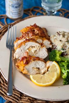 Take your chicken to the next level with crab stuffing.