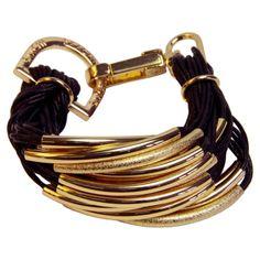 String Bracelet in Black II