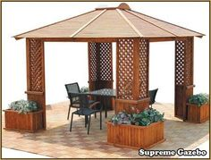 12 Free Gazebo Plans | Garden Gazebos : My Shed Plans Elite Reviews – Is It Worth Your ...