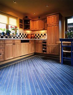 Kitchen : Flooring Ideas - Room Design and Decorating Options