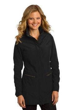 LOG504 - This soft shell trench protects against wind and rain with unparalleled OGIO style.