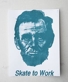 skate to work