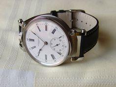 48mm Vacheron & Constantin chronometer circa 1900 pocket watch
