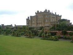 UK Escocia Castillo de Culzean