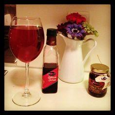 Gelincik Şerbeti, Gelincik Reçeli - Red Poppy Syrup, Red Poppy Jam  // Ada Cafe® Bozcaada