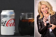 Just ONE Diet Coke or Pepsi Max a day can 'TRIPLE the risk of a deadly stroke' and dementia, researchers claim