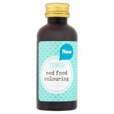 Food Colouring || Red