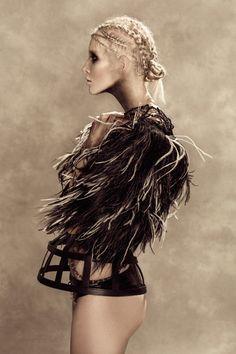 Desert wind on Fashion Served