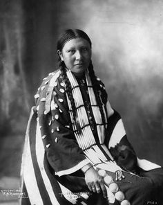 Alice Lone Bear - Sioux------my people from my great grandmother.