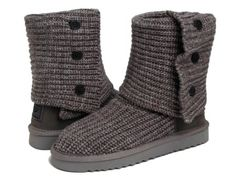 Uggs! I remember when they 1st came out I hated them lol! Then I got a pair n fell in <3 with them! Could wear  uggs everyday!