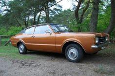 Super strakke Ford Taunus 1.6 XL Coupe 1975 -