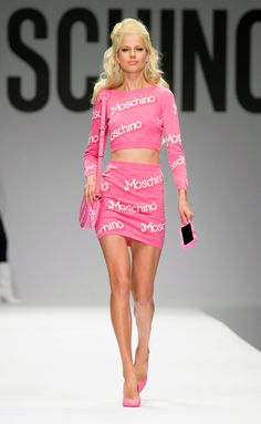 Moschino - MFW Spring/Summer 2015 - www.so-sophisticated.com