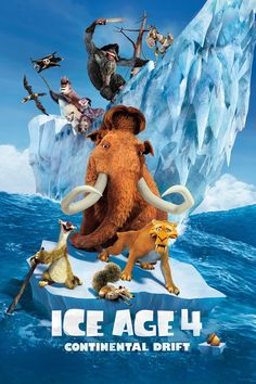 Ice Age: Continental Drift (2012) } I have been not watch it yet :(