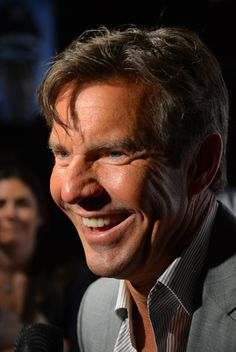 Dennis Quaid at the Los Angeles Confidential Magazine's Annual Men's Issue Cover Party With Dennis Quaid