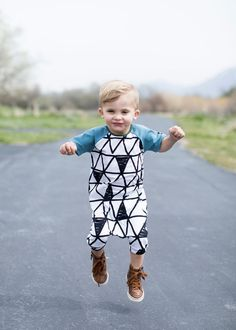 Love this boy's style!