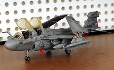 Plastic Model 1/48 Kinetics EA - 6B Prowler