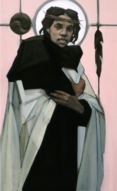 Image result for Jesus depicted as a black woman for a new millennium