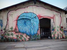 Street Art Utopia by AlanziA