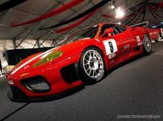 Ferrari 360 Michelotto by Swanee3