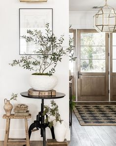 Interior\Lifestyle Photography (@public311design) • Instagram photos and videos Entry Foyer, Clawfoot Bathtub, Interior And Exterior, Modern Farmhouse, Sweet Home, The Creator, Design Inspiration, Layout, Living Room