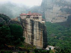 holy monastery.
