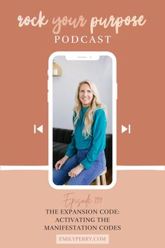 Expansion is one of the essential energetic experiences in manifestation. Ready to manifest more in your life? Listen to this episode of the Rock Your Purpose Podcast with Emily Perry. Purpose Driven Life, Free Training, Coaches, Going To Work, The Expanse, Entrepreneurship, Mindset, Leadership, Healing