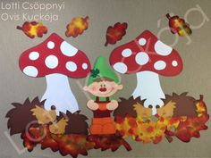 Gela Bukia's statistics and analytics Class Decoration, School Decorations, Diy And Crafts, Crafts For Kids, Paper Crafts, Autumn Decorating, Fall Decor, Fall Clip Art, Fall Art Projects