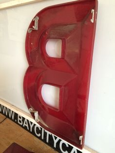 details about vintage snap lok classic rounded design marquee letters numbers 17 tall red