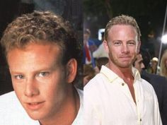 Beverly Hills 90210. Then and Now  Ian Ziering