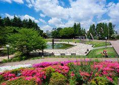 © Go Tokyo , Setagaya Park Tokyo Travel Guide, Japan Travel, Japan Trip, Japanese Novels, Japanese Art, Hiroshima Peace Memorial, Ueno Park, The Sound Of Waves, Meiji Era