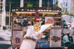 New York City's Best Quick Eats