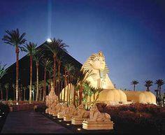 Luxor Hotel, Las Vegas