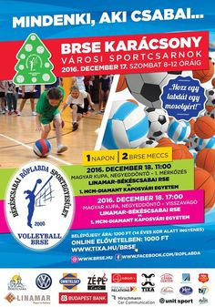 2016. december 17-18, Békéscsaba, Városi Sportcsarnok